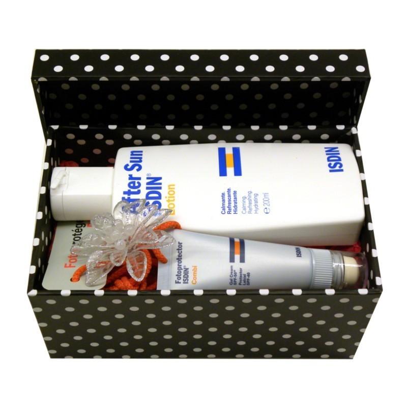 Caja Regalo deportista Protección solar