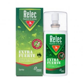 Relec repelente de insectos Extra Fuerte