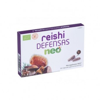 Reishi defensas NEO 30 caps