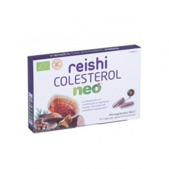 Reishi colesterol neo 30 caps