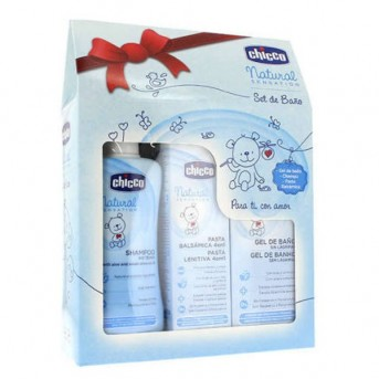 Chicco Natural Sensation Set de Baño