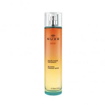 Nuxe Sun agua deliciosa perfumada