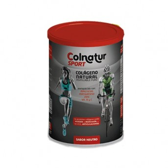 Colnatur Sport colágeno natural sabor neutro 330 gr