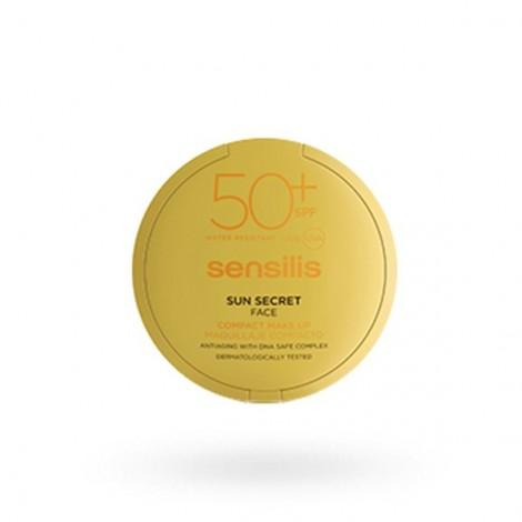 Sensilis Sun Secret maquillaje bronce 03