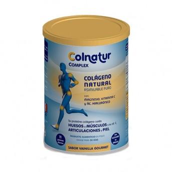 Colnatur® complex colageno natural sabor vainilla 330 gr