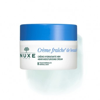 Nuxe créme fraiche de beauté crema hidratante piel normal