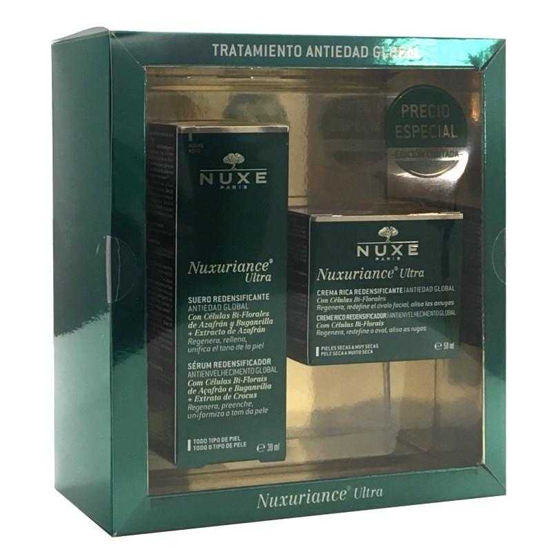 Nuxe Nuxuriance® Ultra Tratamiento Antiedad Global Sérum + Crema