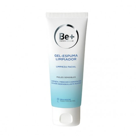 Be+ Gel-espuma limpiador 200 ml