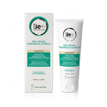 Be+ Emulsión queratolítica anti-imperfecciones 40 ml