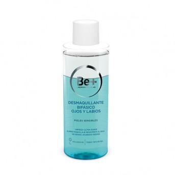 Be+ Desmaquillante bifásico ojos y labios 150 ml