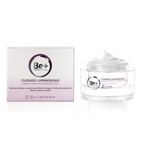 Be+ Cuidado luminosidad crema 50 ml