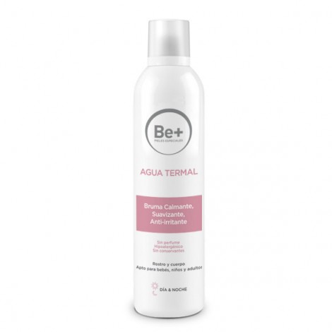 Be+ Pieles especiales Agua termal 300 ml