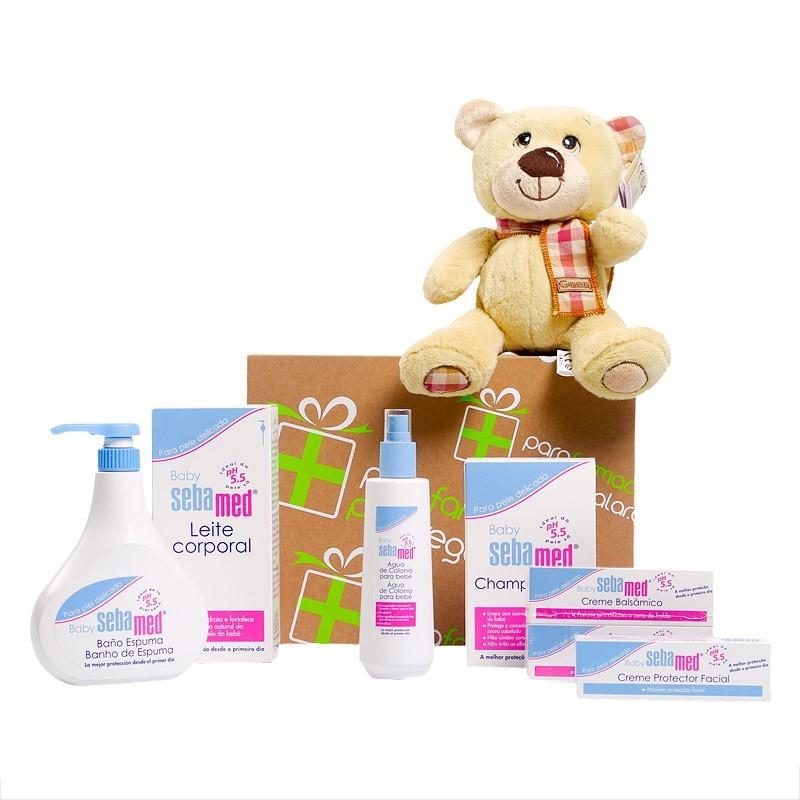 Caja regalo Sebamed baby niño/niña