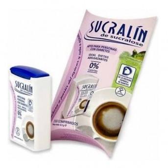 Sucralin de sucralose Endulzante 150 comprimidos
