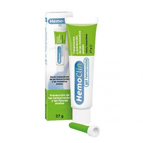 Hemoclin gel Hemorroidal 37 gr