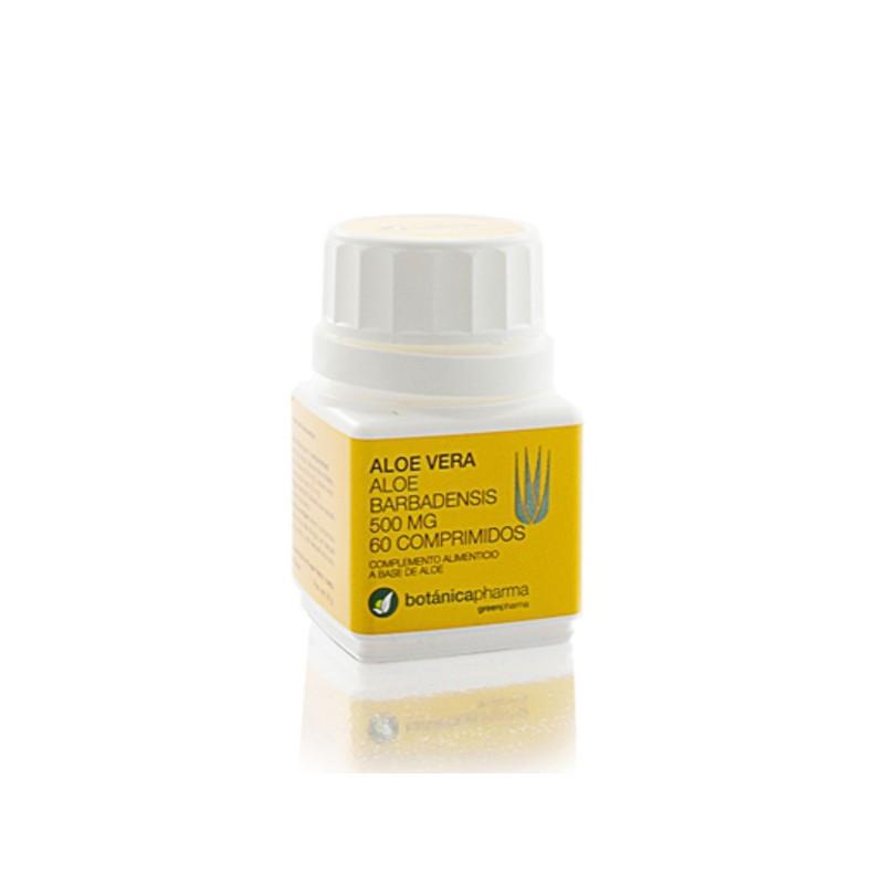 Botánicapharma Aloe vera 500 mg 60 comp