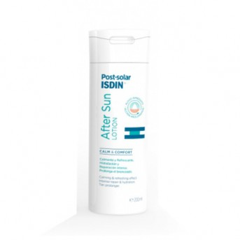 After-sun ISDIN® Post-Solar Locion 200 ml