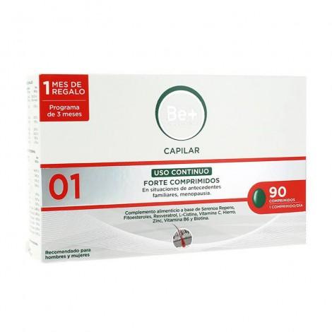 Be+ capilar anticaída uso continuo Forte 90 comprimidos