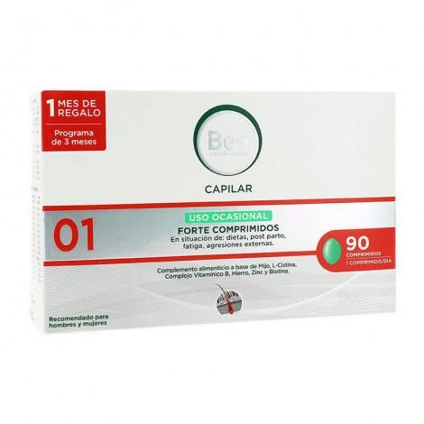 Be+ Capilar anticaída Uso Ocasional Forte 90 comprimidos