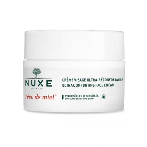 Nuxe Reve de miel crema para el rosto ultra-reconfortante 50 ml