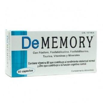 De Memory 60 cápsulas