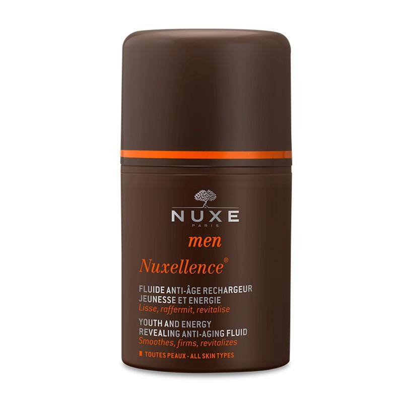 Nuxe men Nuxellence® Fluido antiedad juventud y energía 50 ml