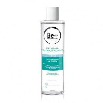 Be+ Piel grasa agua micelar