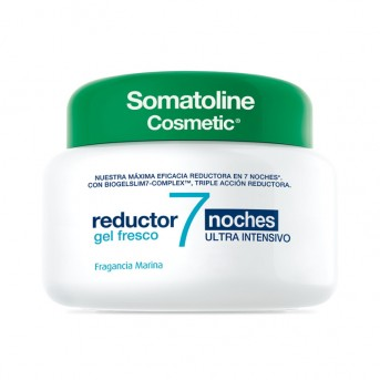 Somatoline Cosmetic Reductor 7 noches gel fresco 400 ml