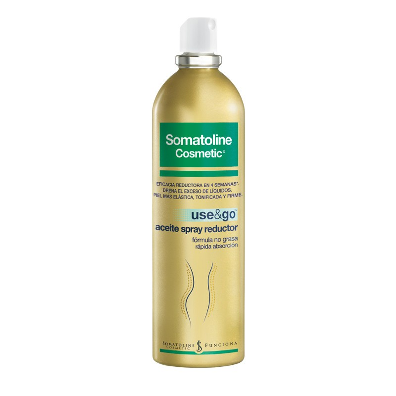 Somatoline Cosmetic Use&Go Aceite Spray Reductor 125 ml