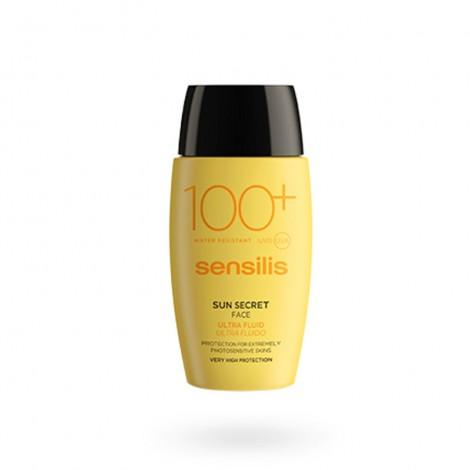 Sensilis Sun Secret SPF 100+ ultra fluido cara 50 ml