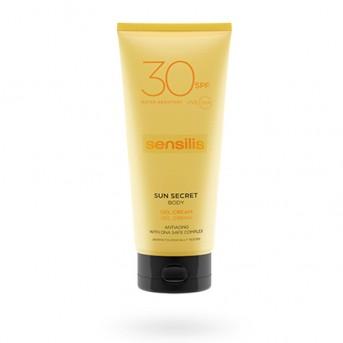 Sensilis Sun Secret gel crema corporal SPF30 200 ml