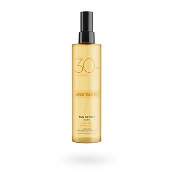 Sensilis Sun Secret SPF30 aceite seco corporal 200 ml