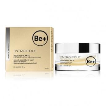 Be+ Energifique Crema Nutritiva pieles maduras redensificante 50 ml