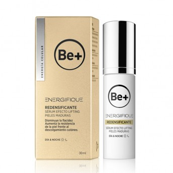 Be+ Energifique cuidado redensificante serum efecto lifting 30 ml