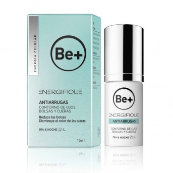 Be+ Energifique Antiarrugas Contorno de ojos bolsas y ojeras 15 ml
