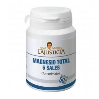 Ana Maria Lajusticia Magnesio Total 5 sales 50 comprimidos