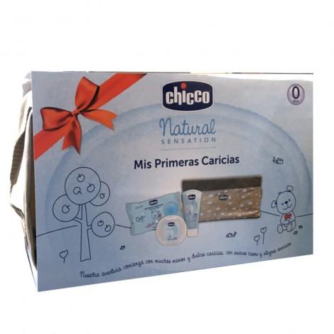 Chicco Mis Primeras Caricias Natural Sensation 0m+