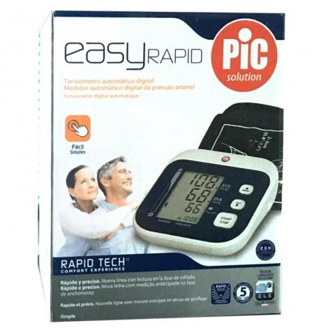 Pic easy rapid Tensiómetro de brazo automático digital