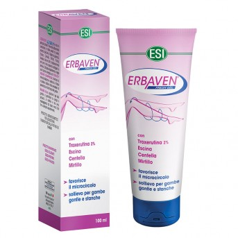 ESI Erbaven Fresh Gel para piernas cansadas 100 ml