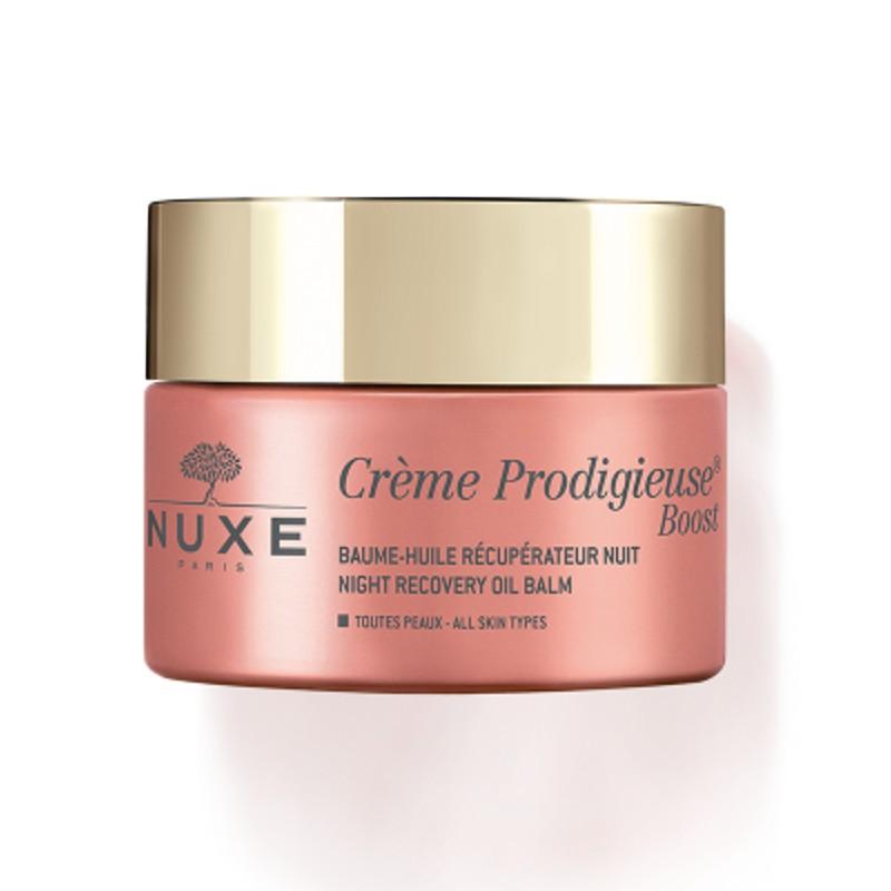 Nuxe Crème Prodigieuse® Boost Balsamo aceite reparardor noche 50 ml