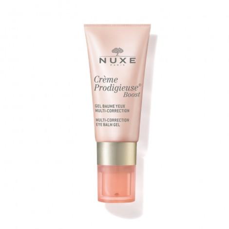 Nuxe Crème Prodigieuse® Boost Gel Balsamo multicorrección ojos 15 ml