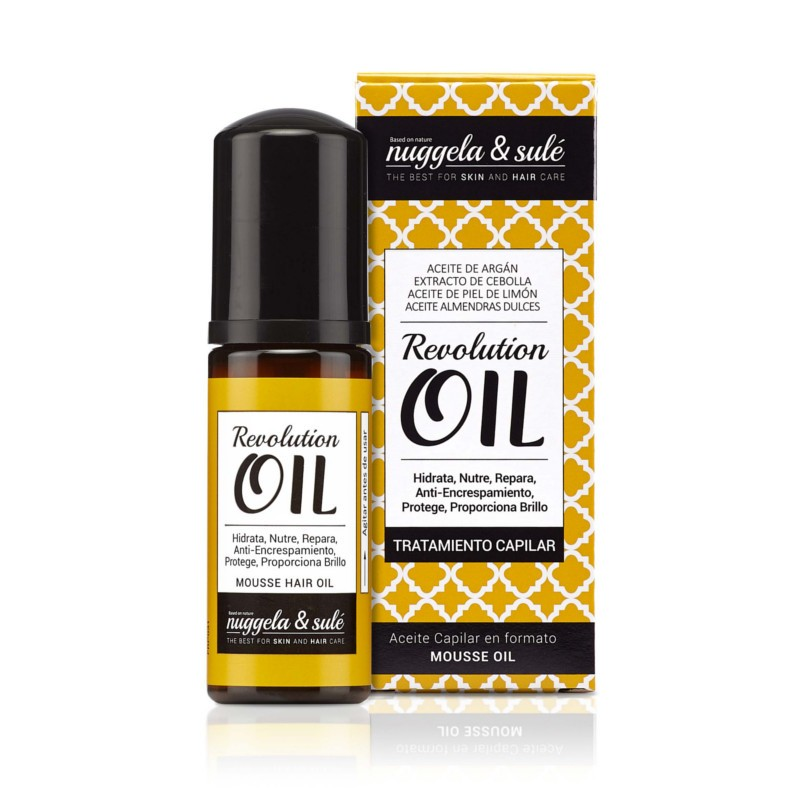 Nuggela & Sulé Revolution Oil aceite tratamiento capilar 50 ml