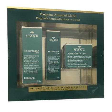 Nuxe Nuxuriance® Ultra Tratamiento antiedad global Contorno + Crema