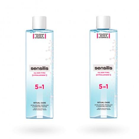 Sensilis Ritual Care Agua Micelar 400 ml Oferta 2X1