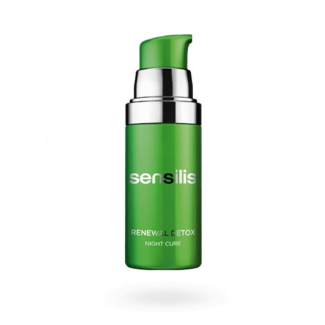 Sensilis Supreme Renewal Detox Gel Crema 30 ml