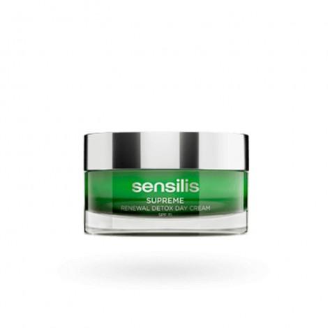 Sensilis Supreme Renewal Detox Crema de día 50 ml