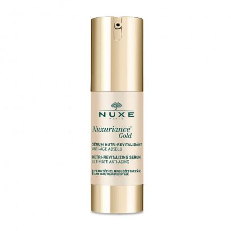 Nuxe Nuxuriance Gold Suero nutri-revitalizante 30 ml