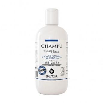 Skinwine Champú anticaspa de Vinagre de Jerez