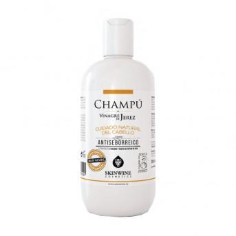 Skinwine Champú antiseborreico de Vinagre de Jerez