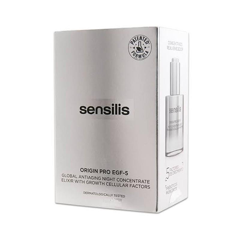 Sensilis Origin pro EGF-5 Concentrado protector nocturno 30 ml